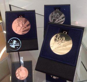 as nossas medalhas