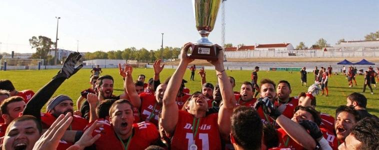 Liga de Futebol Americano-Final Nacional